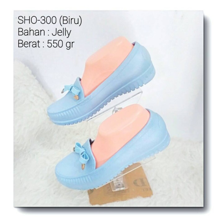 harga Promo sepatu jelly cantik sho-300 Tokopedia.com