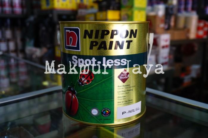 harga Spotless tinting cat tembok interior nippon paint warna spot-less Tokopedia.com
