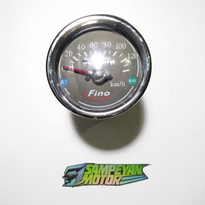 harga Spido Speedometer Yamaha Fino Zenku Tokopedia.com
