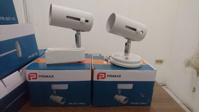 harga Kap sorot / fitting spotlight e27 3cm rell/plafon top quality Tokopedia.com