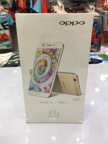 harga Oppo new f1s 64gb rom 4gb ram rose gold / emas rosegold bnib resmi Tokopedia.com