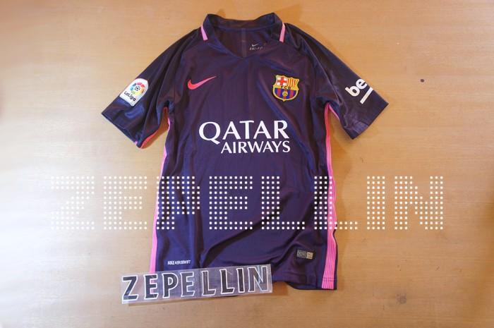 Jual Jersey Bola Futsal Nike Fc Barcelona Jersey Barca Away