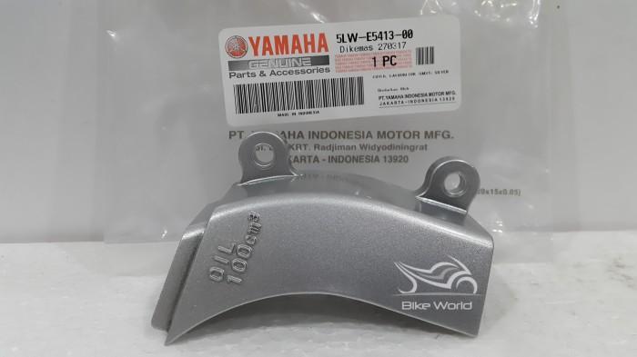harga Cover cvt 100ml nouvo 5lw-e5413 yamaha genuine parts & accessories Tokopedia.com