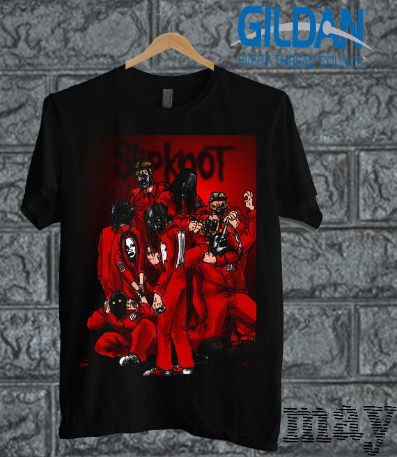 harga Kaos slipknot tshirt gildan softstyle 22 Tokopedia.com