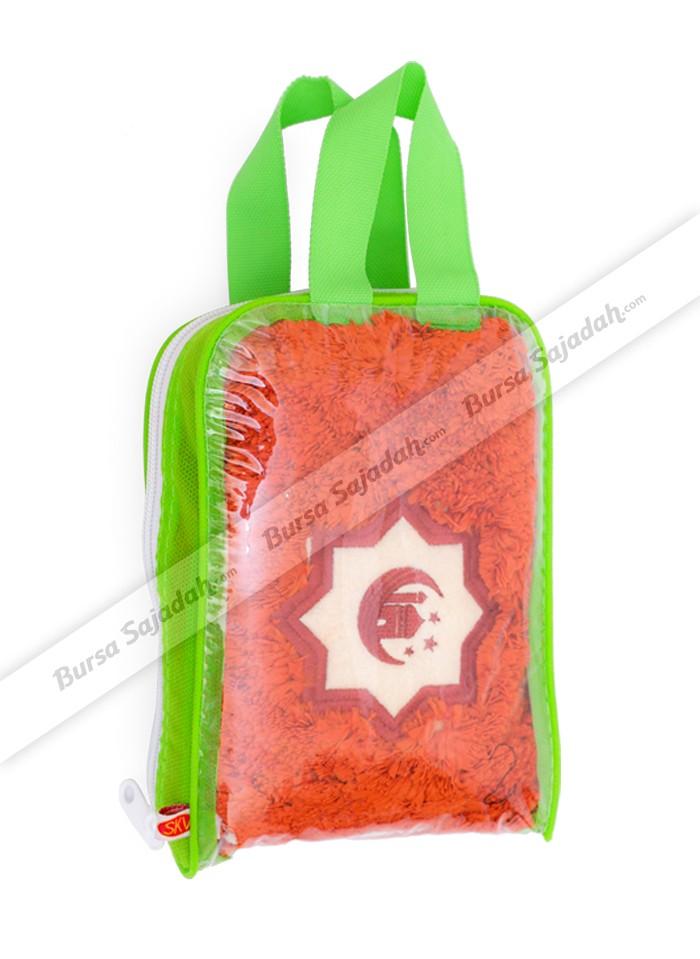 harga Sajadah muka sujud import ekslusif dengan hand bag - handmade sykava Tokopedia.com