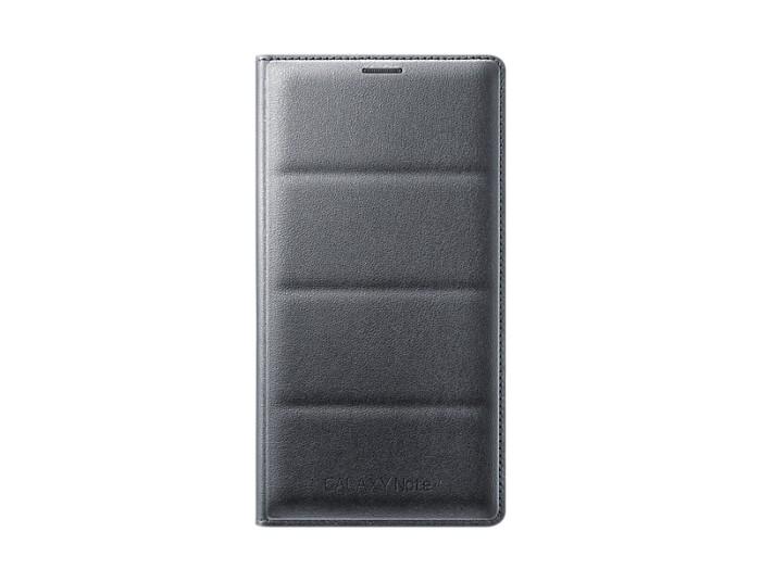 harga Samsung flip wallet cover note 4 original (black, white promo price) Tokopedia.com