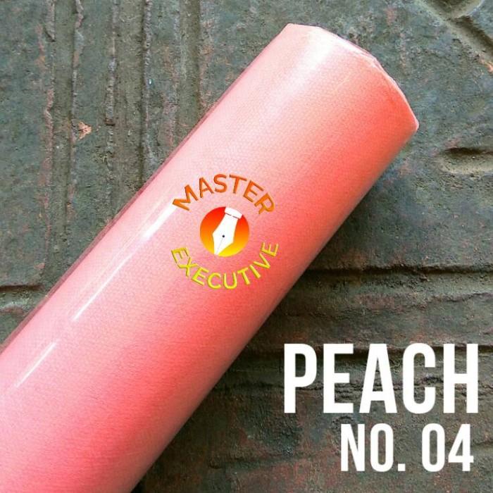 Basic Kertas Tisu Peach 04 / Tissue paper / Buket Bunga / Flower Wrap