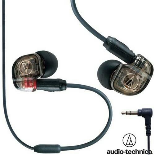 harga Audio technica ath-im01 - sonicpro balanced in-ear monitor headphone Tokopedia.com