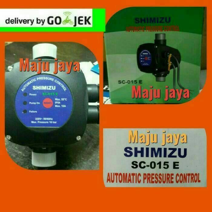 harga Otomatis Press Control Pompa Air Semi Jet Pump