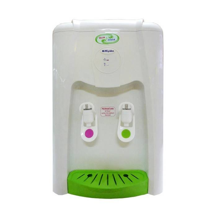 harga Miyako dispenser hot n cool wd 290hc /dispenser panas dingin Tokopedia.com