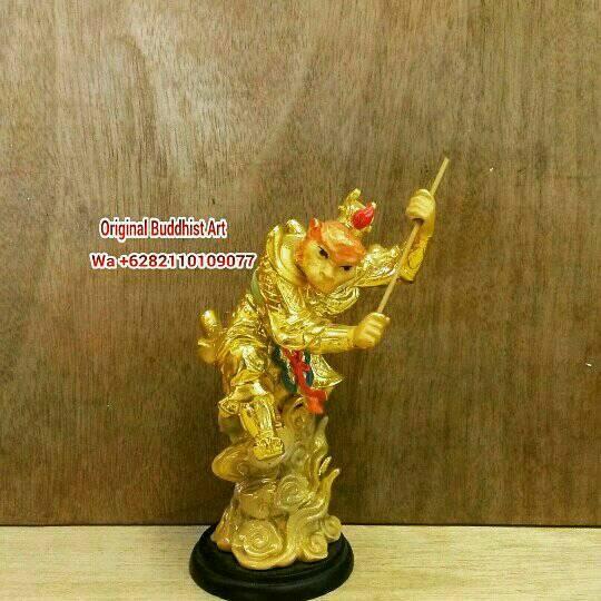 harga Patung Dewa Sun Go Kong / Qi Thian Da Sheng / Tay Seng Hudco 5 Inci Tokopedia.com