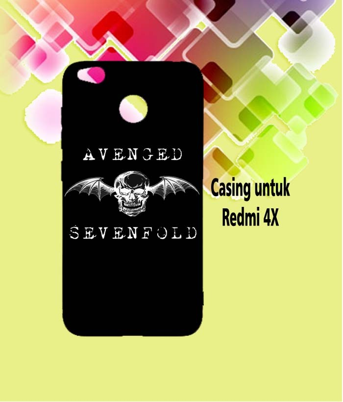 harga Casing untuk redmi 4x avenged sevenfold custom hard case cover Tokopedia.com