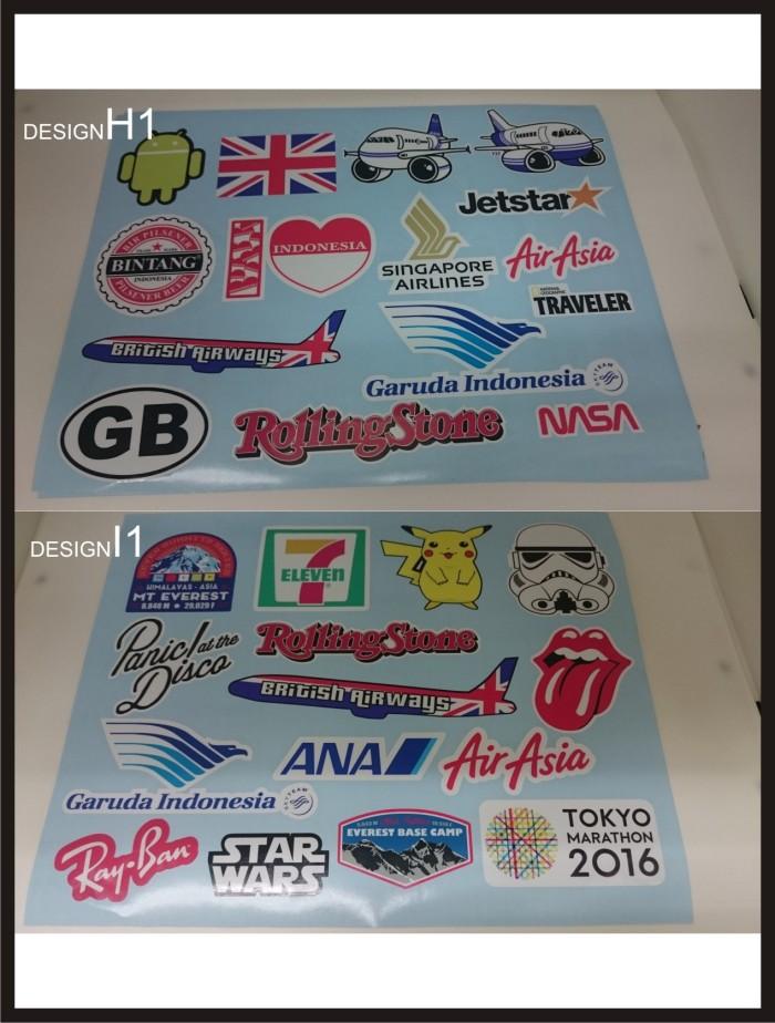 Stiker rimowa design 24 · stiker rimowa design 24