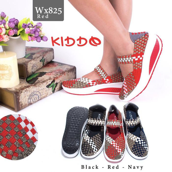 harga Sepatu rajut lulia cynthia kiddo wedges x825 Tokopedia.com