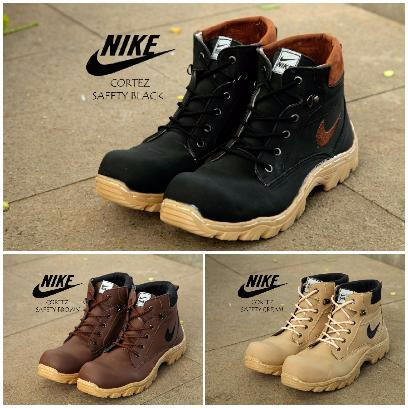 Harga Spesifikasi SEPATU BOOTS PRIA SEPATU KICKERS SAFETY UJUNG BESI.  Source · Gambar Sepatu Nike 61d2e3c990