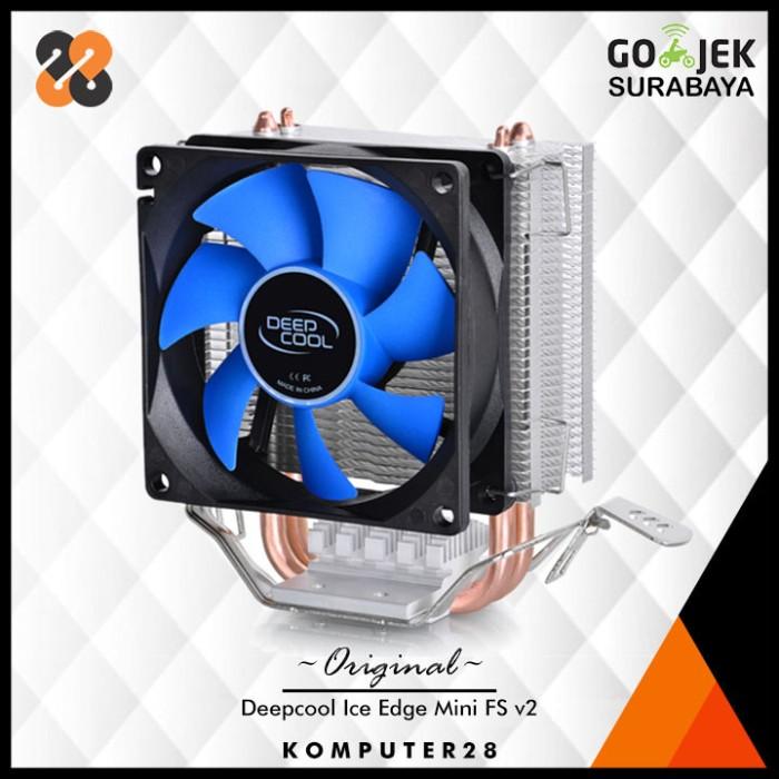 harga Cpu cooler deepcool ice edge mini fs pendingin processor Tokopedia.com