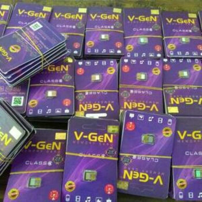 harga Mmc/memory card v-gen 4gb /micro sd/bonus isi lagu Tokopedia.com