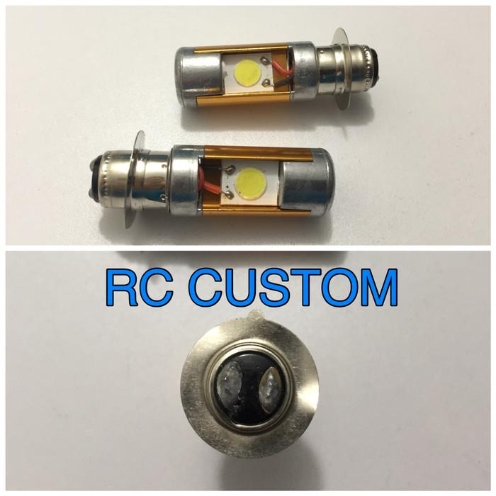 harga Lampu utama led lg h6 20w 2 sisi motor bebek Tokopedia.com