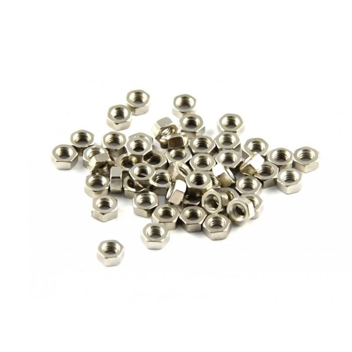 Makeblock nut 4mm (50-pack)