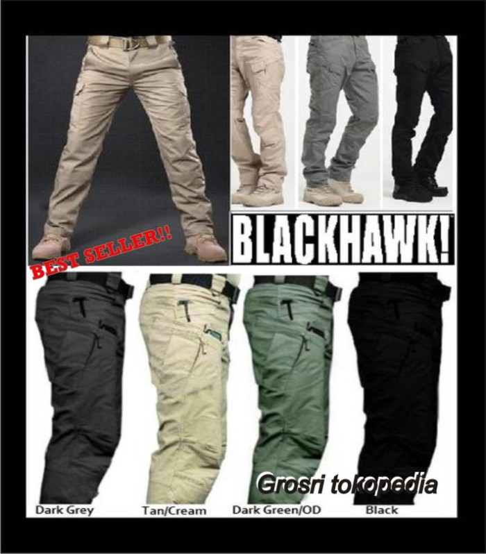 harga Celana outdoor pdl / tactical army blackhawk Tokopedia.com