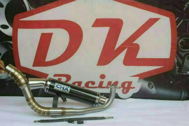 harga Knalpot racing yamaha mio m3 cha rama 9 carbon high quality Tokopedia.com