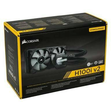 harga Corsair hydro series h100i v2 water cooler Tokopedia.com