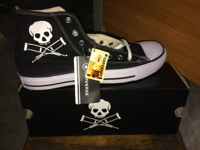 0e5bcd28cdd6 Jual Sepatu Converse Chuck Taylor JACKASS Edition - Kota Surakarta ...