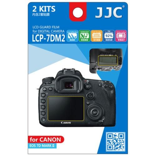 Foto Produk JJC LCP-7DM2 LCD Film Camera Screen Display Protector for CANON EOS 7D dari DIGITAL COM