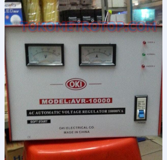 harga Stabilizer listrik merek oki 10000va Tokopedia.com
