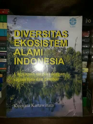 harga Diversitas ekosistem alami indonesia Tokopedia.com
