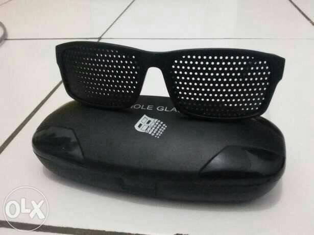 Jual Kacamata Pinhole Terapi Kesehatan - Amita Store  be335f287d