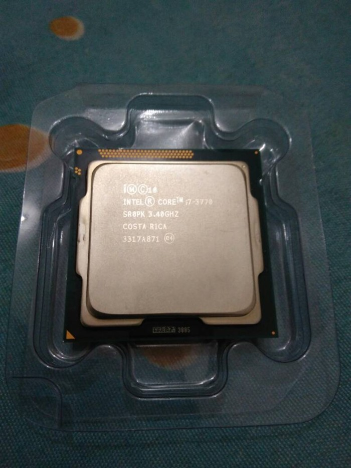 harga Prosesor core i7-3770 3.40 ghz Tokopedia.com