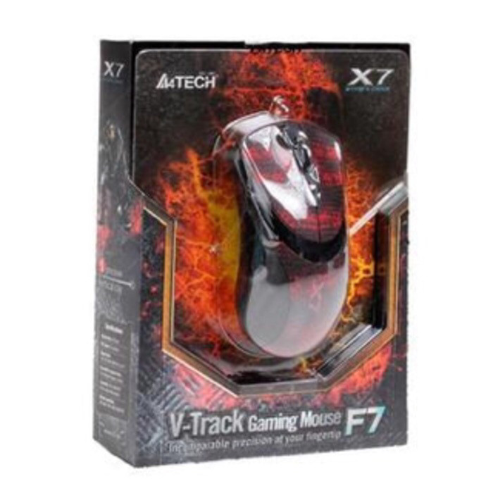 harga A4tech x7 f7 mouse gaming mouse macro 3000 dpi optical Tokopedia.com