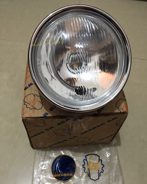 harga Headlamp untuk vespa sprint bagol/ rally original siem grabor Tokopedia.com