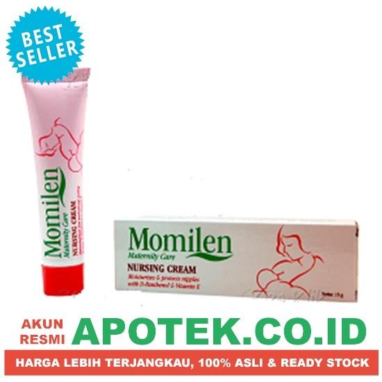 harga Momilen nursing - krim salep 15 gr - kulit, infeksi, luka puting Tokopedia.com