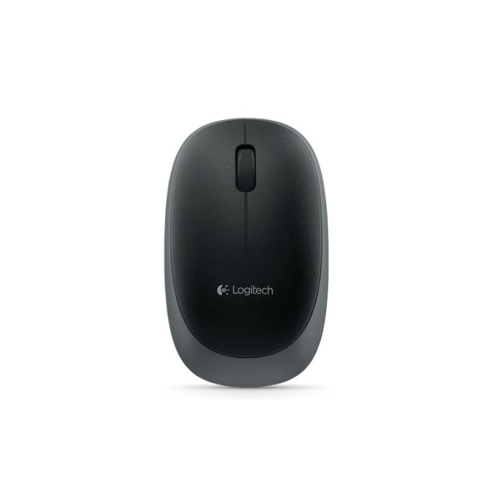 Foto Produk Logitech M165 Black - Wireless Mouse dari Distributor Produk IT