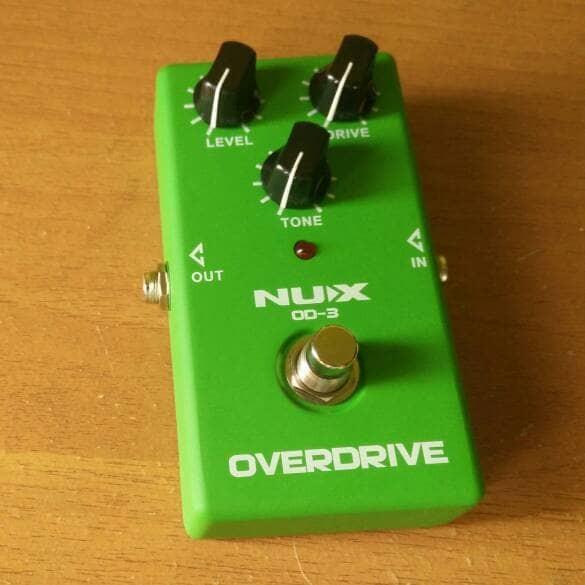 harga Nux Od-3 Vintage Overdrive Pedal Efek Gitar Stompbox Saingan Ibanez Tokopedia.com