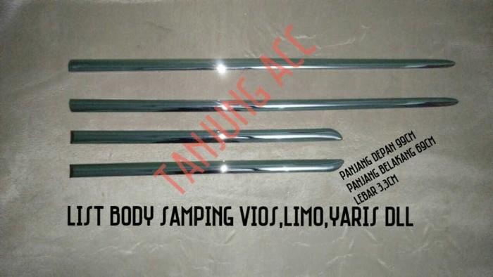 harga List body samping vios/limo/yaris dll Tokopedia.com