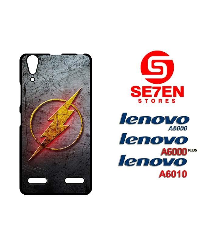 harga Casing hp lenovo a6000 a6010 a6000 plus the flash logo custom hardca Tokopedia.com