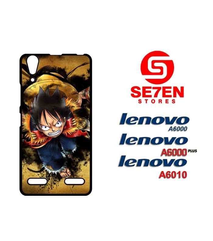 harga Casing hp lenovo a6000 a6010 a6000 plus one piece luffy background w Tokopedia.com