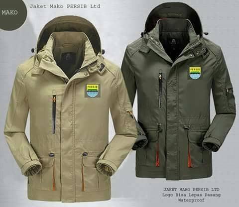 harga Jaket bola mako ltd all club iii i jaket parasut jaket gunung motor Tokopedia.com