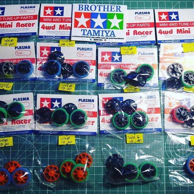 harga Ban depan + ban belakang tamiya sloop Tokopedia.com