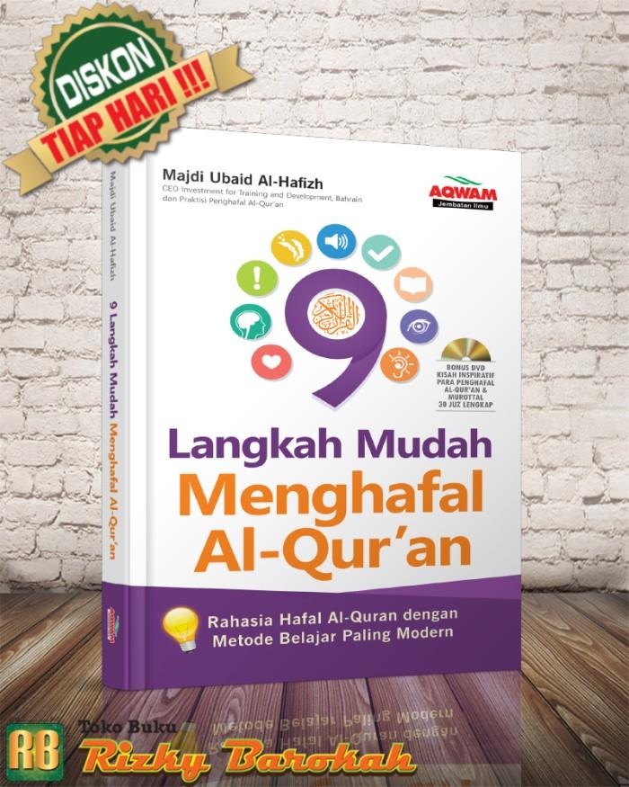 9 Langkah Mudah Menghafal Al-Quran