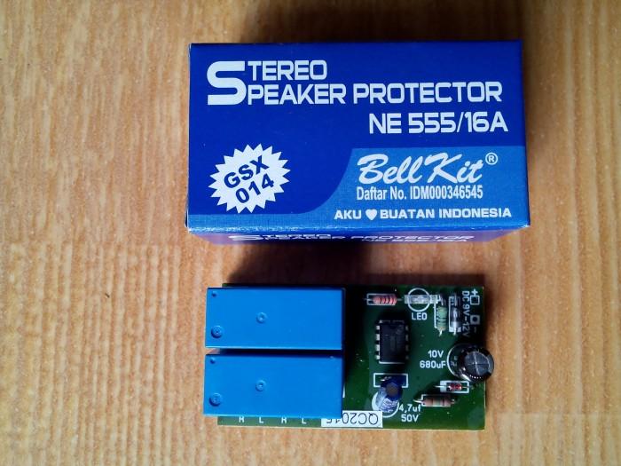 harga Kit speaker protector ne555 / 16a Tokopedia.com