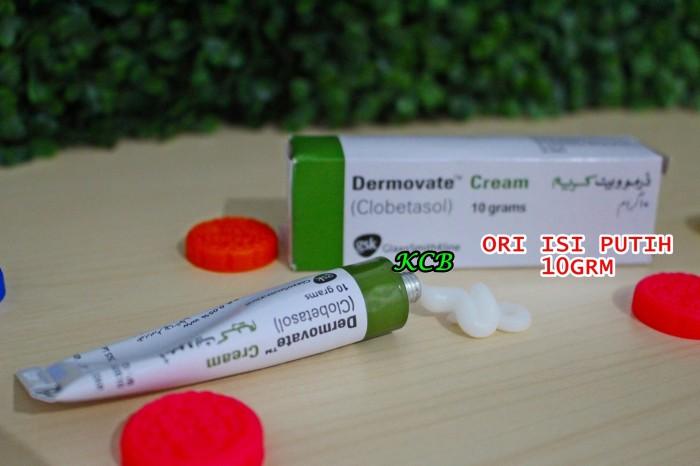Dermovate Cream Salep Luka Ampuh (Kemasan Hijau)