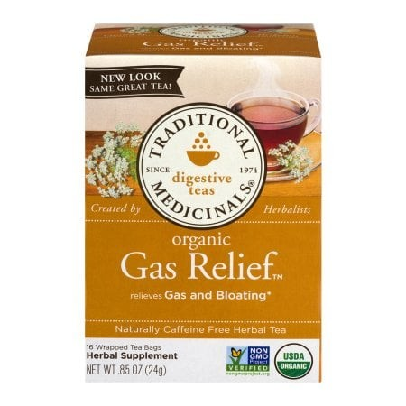 harga Traditional medicinals gas relief / teh herbal / teh untuk maag Tokopedia.com