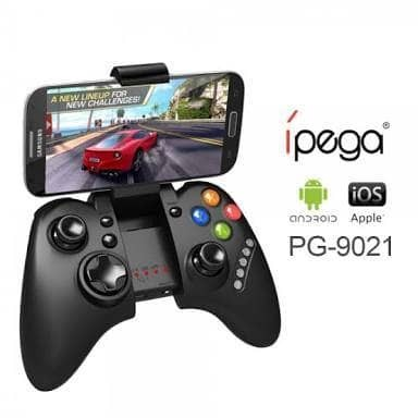 Foto Produk IPEGA Bluetooth Gamepad/Game Controller/Joystick Android iOS PG-9021 dari Clevoekz Gadget