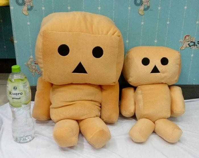 harga Boneka danbo kotak jumbo besar halus Tokopedia.com