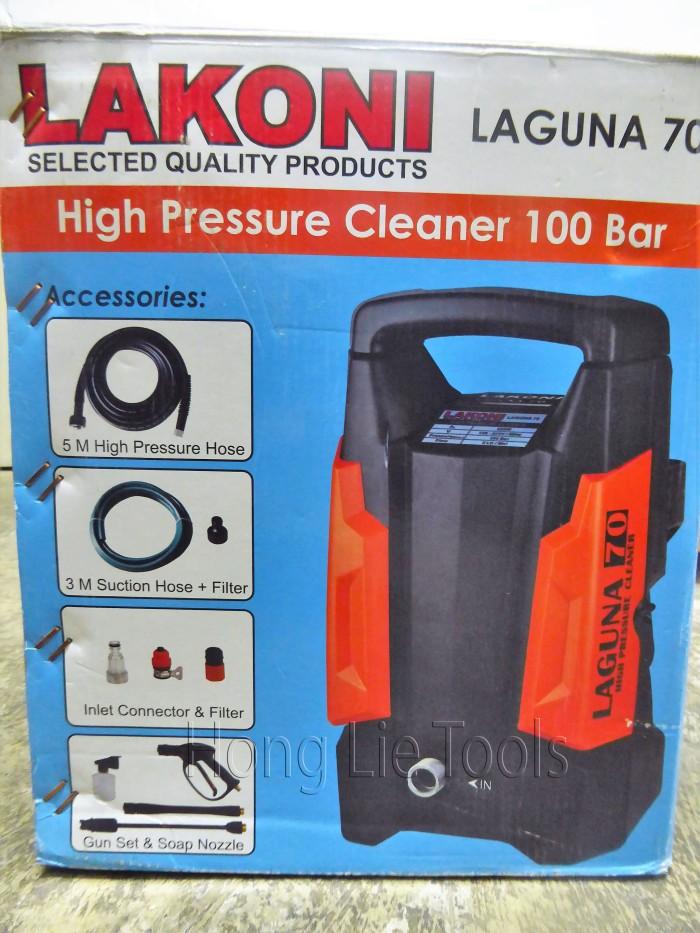 harga Lakoni laguna 70 mesin steam / cuci / jet cleaner mobil motor Tokopedia.com