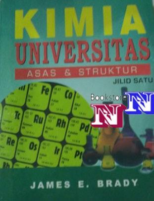 harga Kimia universitas asas & struktur jilid 1 by james e brady Tokopedia.com